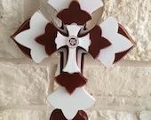 Texas A&M cross