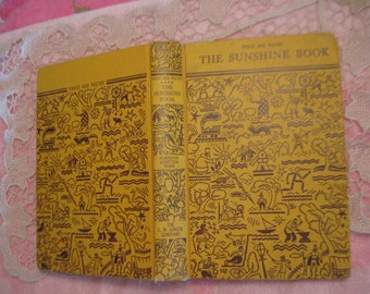 Prose and Poetry the Sunshine Book (Hardcover)  by Barbara Henderson Date 1946