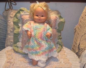 Dolls,Vintage Dolls,  Talking Baby Tender Love 1969 No Longer Works  :)SVintage Toys,Toys,