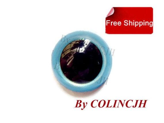 Doll Eyes For Amigurumi : Safety Eyes Colorful Eyes For Amigurumi Doll Making Supply
