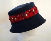 Hat  - Cloche Gr 57/58 cm