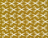 SALE--MAD MEND--Roger--Olive--Certified Organic Cotton--price is per yard