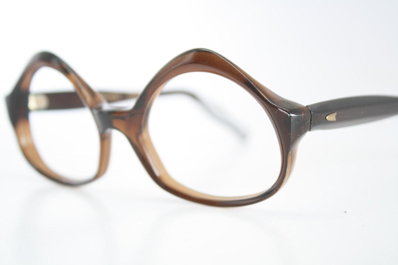 Vintage Eyeglass Frames New Old Stock : Vintage Eyeglasses Swank Tortoise Unused New Old Stock 1970s