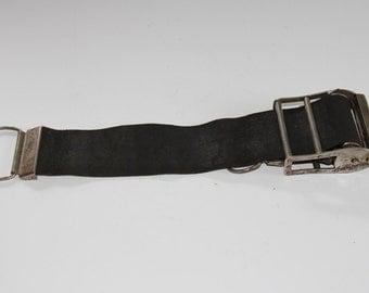 Rare Vintage Kanner's Slyde-Stroke Leather Razor Stropper