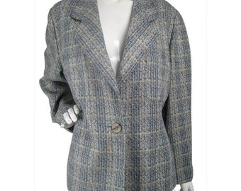 1980's Krizia Tweed Blazer