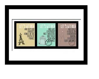 Ingrid Michaelson - You and I lyrics - THREE  5x7 prints