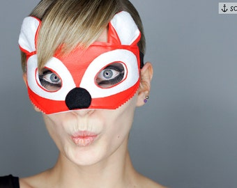 "Mask ""Red Fox"" - Fox Mask"