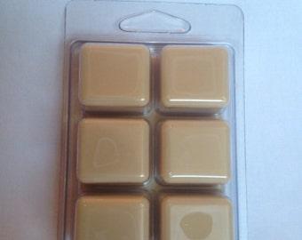 Ginger Amber scented melts pack