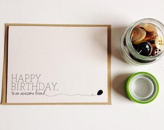 Happy Birthday - Personalized