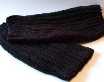 Plus Size  Leg Warmer Crochet PATTERN Only  PDF Format  Beaconhillcollect