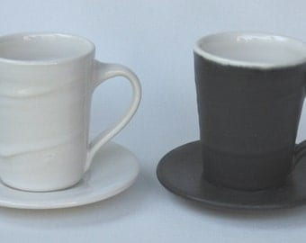 Expresso cup and saucer