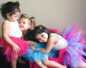 Spring Tutus---FREE Shipping--Toddler TUTU--you pick you colors---size 18-24 mos