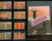 Mudder Tough Courage Photo album and journal polaroid