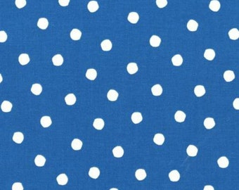 Celebrate Seuss 2 by Dr. Seuss Enterprises for Robert Kaufman Polka Dots in Water