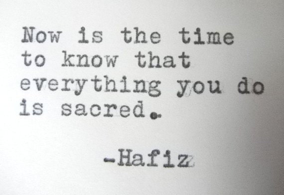 hafiz quotes ever since happiness - photo #30