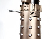 EXTERMINATE! CAFFEINATE! - Hand Crafted Coffee and Hot Beverage Dispenser