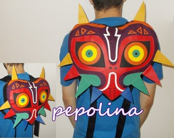 Majora's Mask Backpack Legend of Zelda