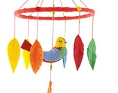 Whisper Bird Baby Mobile No.5