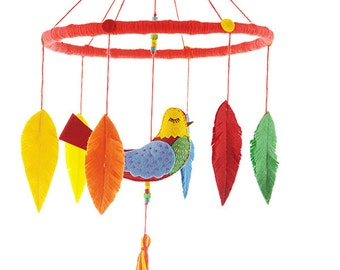 Whisper Bird Baby Mobile No.5
