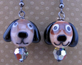 Doggone Earrings!