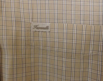 Faconnable Brown Women's Shirt Size small [HGR]