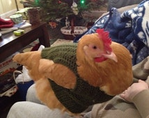 The Fabulous Chicken Sweater