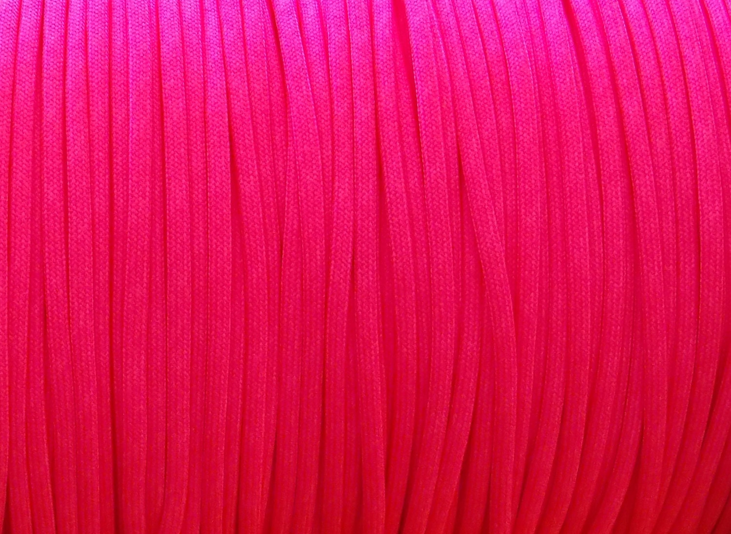 Neon pink bright color paracord solid neon color 7 for Paracord wallpaper