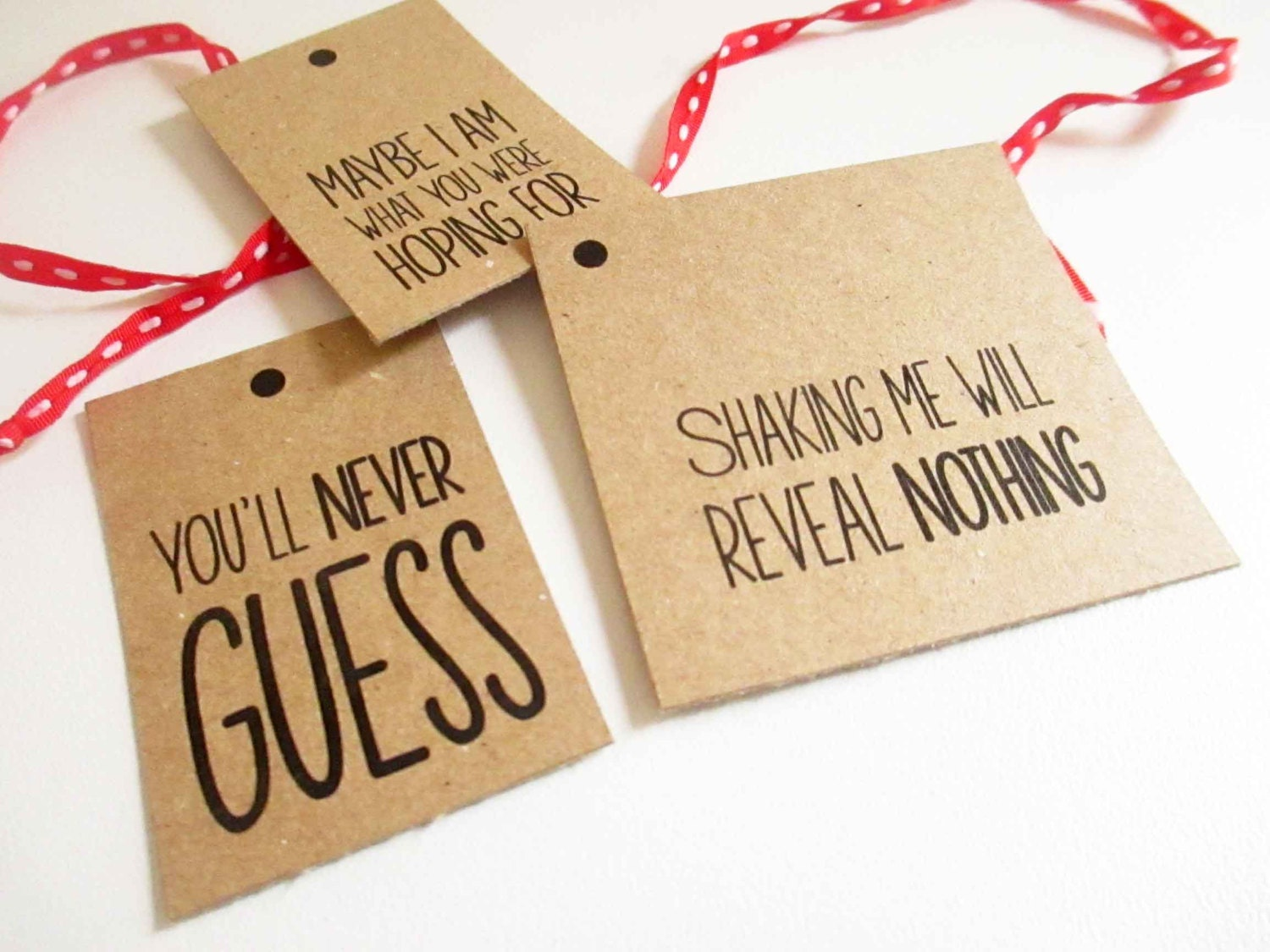 Christmas Tags: Printable Funny Unique Printable Christmas Gift Tags Set Of