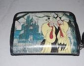 Disney 101 Dalmatian Cruella de Vil Wallet