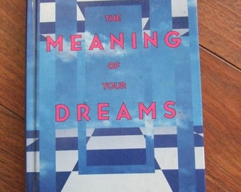 Hardcover-The Meaning of Your Dreams