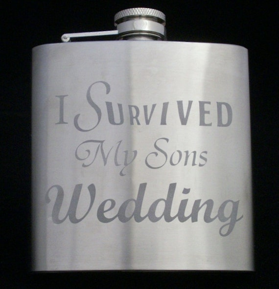 ... Wedding Flask father of the groom gifts, wedding gifts, groom gifts