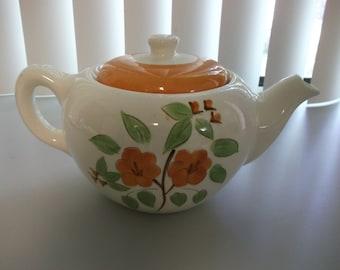 "Stangle ""Bittersweet"" Large Teapot"