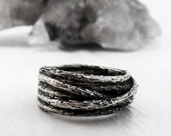 SILAS silver ring