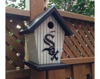 Chicago Black Sox Birdhouse