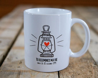The Mug Tu illuminated my life