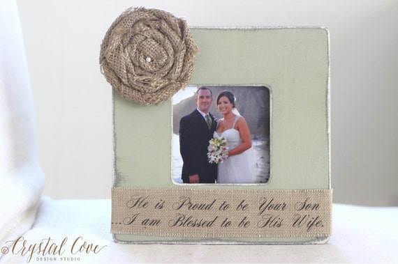 Wedding Presents For Parents Uk : Parents Thank You Gift Wedding Parents of the Groom Personalized ...