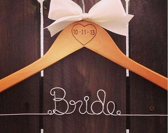 Bridal Hanger Photograph