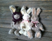 Easter bunny Boyds collection Boys rabbits stuffed bunnies Easter decoration Boyds Bears