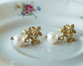 Sweet Pearls - Blossoms gold