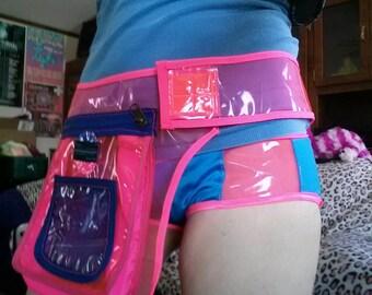vinyl utility apron belt