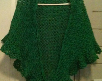 shawl, wrap. lot. 74