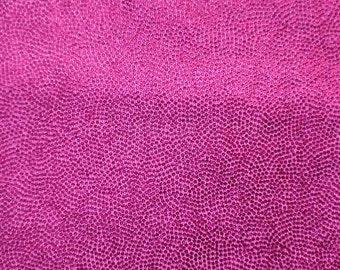 Swimwear Fabric Fuchsia/Fuchsia Fog Foil Tricot Knit Fabric for Swimwear Activewear Dancer apparel and Sportswear - 1 Yard Style 7002