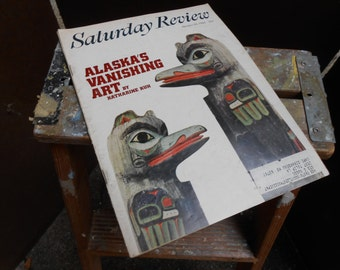 October 1966 Saturday Review