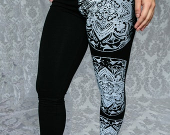 Printed Yoga Pants