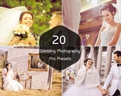 20 Wedding Photography Pro Presets