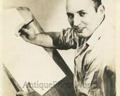 Robert Ripley cartoonist enterpreneur antique photo