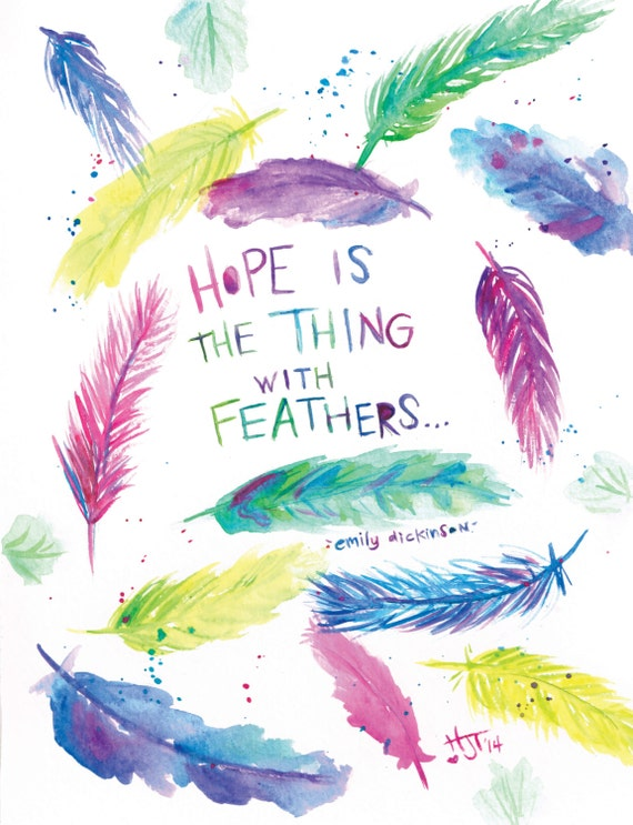 close reading of hope is a thing with feathers essay Go to text analysis and close reading for 10th grade:  new criticism in literature: definition & examples related study  hope is the thing with feathers by.