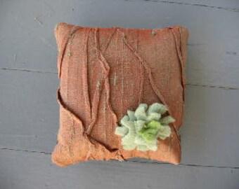 Balsam Fir filled pillow 1