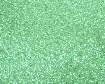 Popular Items For Mint Sequin On Etsy
