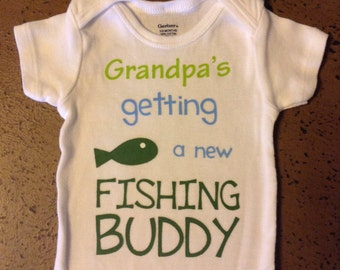 Popular items for grandpa onesie on etsy for Fish onesie for adults